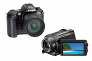 Foto+Videocameras