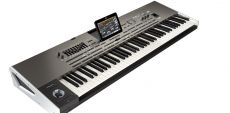 KORG Pa4X Musikant Entertainer Workstation    76 Tasten,USB