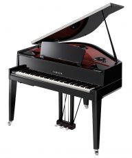 Yamaha N3X AvantGrand Hybrid Digital Piano Schwarz Poliert