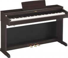 Yamaha YDP-163B ARIUS  Digital Piano Schwarz Matt