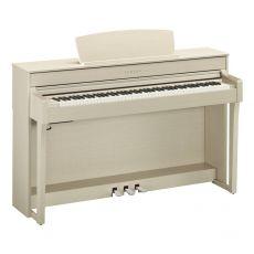 Yamaha CLP-645WA Digital Piano Esche Weiss (White Ash)