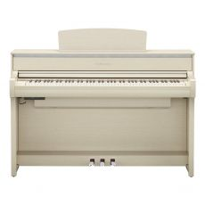 Yamaha CLP-675WA Digital Piano Esche Weiss