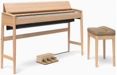 Roland KF-10-KO Kiyola Piano Oak (Eiche) inkl.Pianobank
