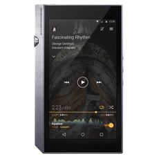 PIONEER XDP-300R-S Hi-Res Audio Player Silber