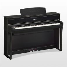 Yamaha CLP-675B Digital Piano Schwarz Matt