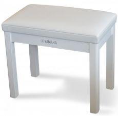Yamaha GTB PWH Pianobank Weiss Hochglanz Poliert