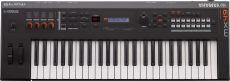 Yamaha MX49 BK Music Synthesizer Schwarz