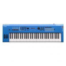 Yamaha MX61 II BU Music Synthesizer Blau