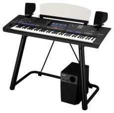 Yamaha GENOS XXL Set Digital-Workstation (3 Jahre CH-Garantie) mit Boxen und Ständer