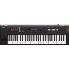 Yamaha MX61 II BK Music Synthesizer Schwarz