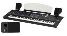 Yamaha GENOS XL Set Digital-Workstation (3 Jahre CH-Garantie) mit Boxen