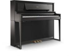 Roland LX706-CH Set Luxury Upright Piano Charcoal Black