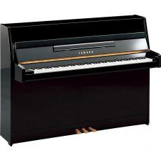Yamaha b1 PE Akustisches Klavier Schwarz Hochglanz Poliert