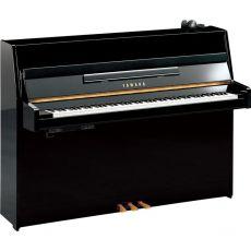 Yamaha B1 SC2 PE Silent Piano Schwarz Hochglanz Poliert