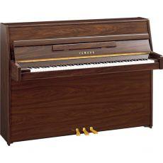 Yamaha b1 SC2 OPDW Silent Piano Nussbaum Dunkel Offenporig