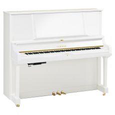 Yamaha YUS5 PWH TransAcoustic TA2 Piano Weiss Hochglanz Poliert