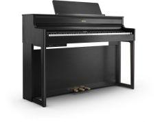 Roland HP704 CH Digital Piano Charcoal Black
