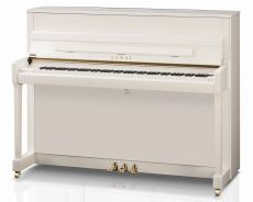 KAWAI K-300 E/P Piano Schwarz Poliert