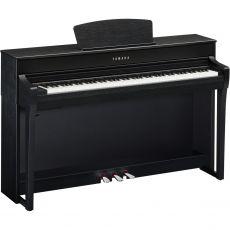 Yamaha CLP-735B Digital Piano Schwarz Matt