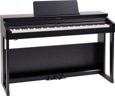 Roland RP701-CB Compact Piano Schwarz Matt