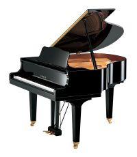 Yamaha GB1 SC2 PE Silent Piano Flügel Schwarz hochglanzpoliert