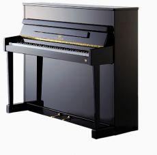 Seiler 116 Ritmo  Piano Schwarz Poliert