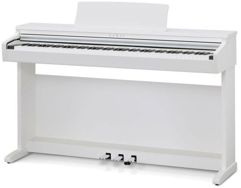 kawai cn 14 digital piano weiss. Black Bedroom Furniture Sets. Home Design Ideas