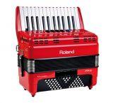 Roland FR-1x RD V-Akkordeon Rot