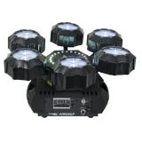 Showtec Airwolf HL 43164 LED RGB + Strobo + RG-Laser