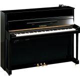 Yamaha b2 SC2 PE Silent Piano Schwarz Hochglanz Poliert