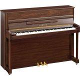 Yamaha b2 SC2 OPDW Silent Piano Nussbaum Dunkel Offenporig