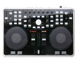 Vestax VCI300 MKII DJ Midi Controller mit integrierter 24 Bit 4