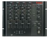 Vestax VMC-004XL USB 4-Kanal Compact Isolator Mixer Black