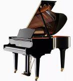 Seiler Klassik 168 Virtuoso Flügel Schwarz Poliert