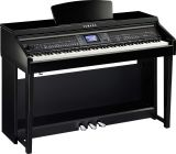 Yamaha CVP-601 PE Digital Piano Schwarz Hochglanz Poliert Occasion